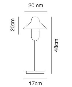 CapsuleHat Lamp