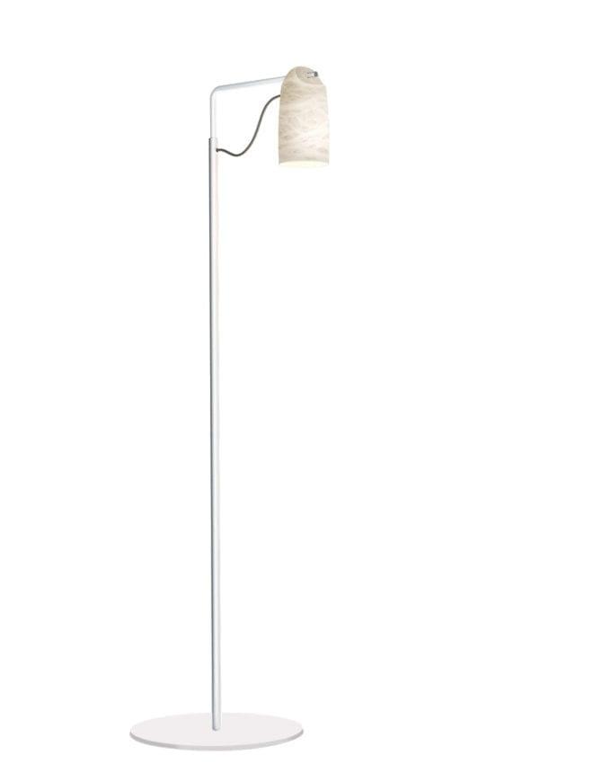 Paros Alabaster Floor Lamp