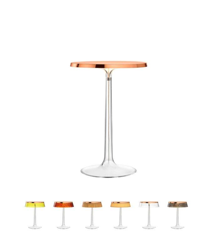 Bon Jour Table Lamp copper