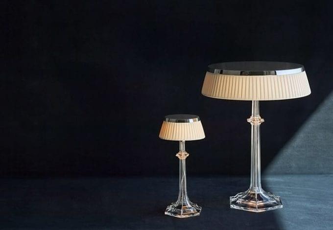 Bon Jour Versailles Lamps