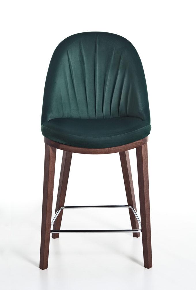 Elite Wooden Barstool