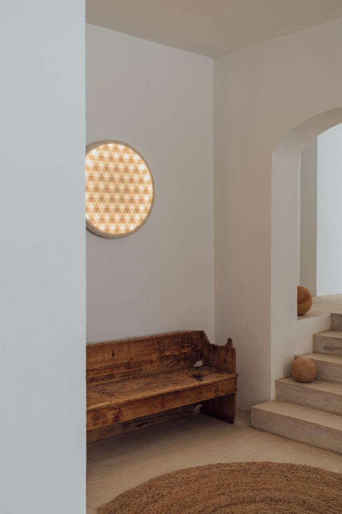 Loom Wall Light