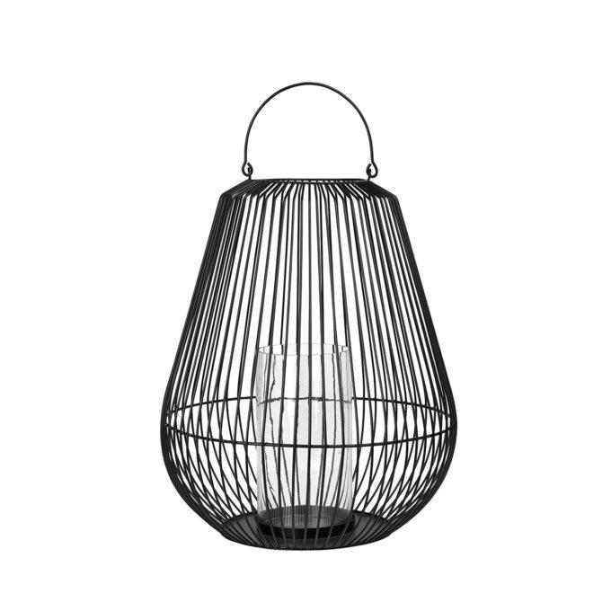 Nidea Lantern Black Medium