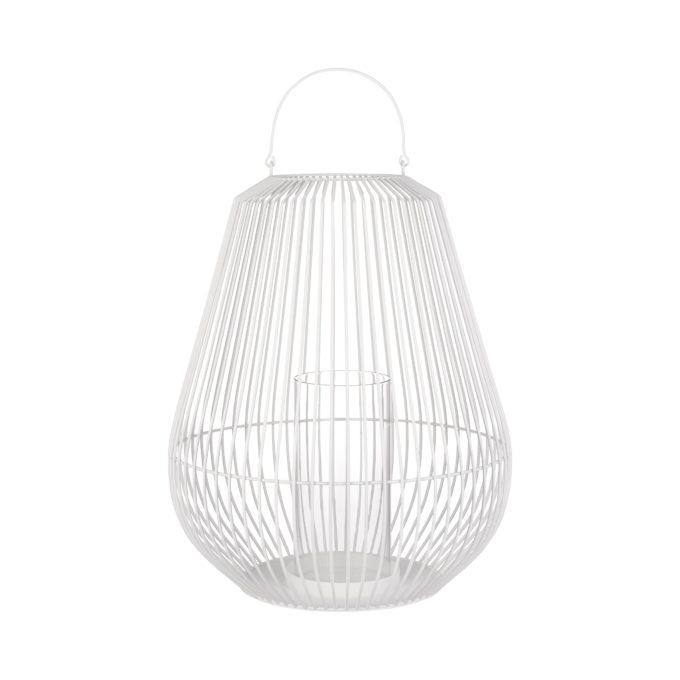 Nidea Lantern Medium White