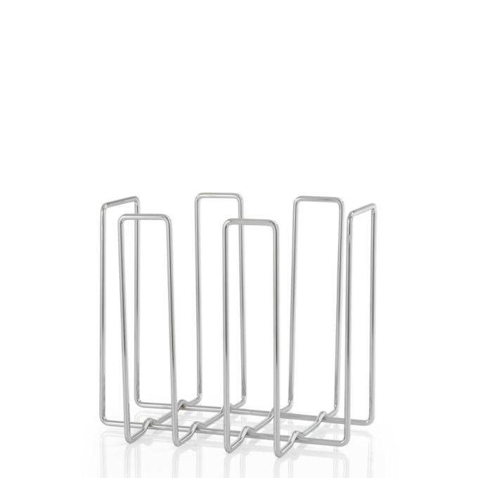 Magazine Rack Stainless Steel