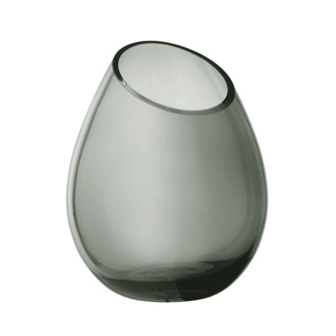 Drop Vase Smoke M