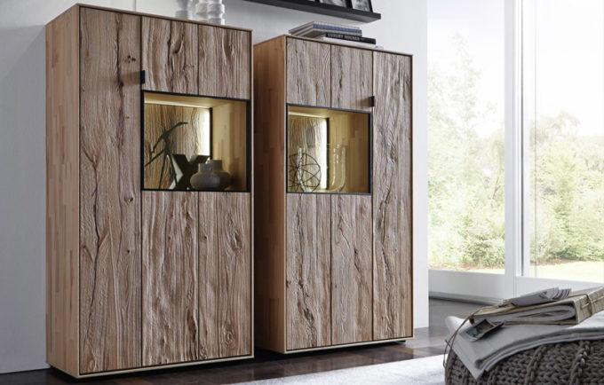 Talis Display Cabinets